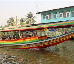 The other Longboat in Bangkok
