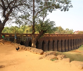 Original Angkor Bridge