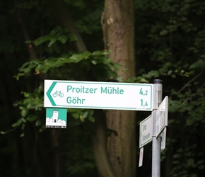 This way to Proitze Muhle