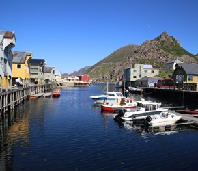 Nyksund Harbour