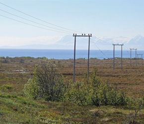 Carel and Malc near Andenes