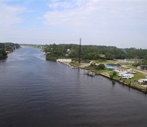 Extending all the way from the northern region of the country to the Gulf Coast, the waterway, which began as an essential trade route for shipping companies, is now more commonly used as a recreational trail for North Carolina sailors and boaters