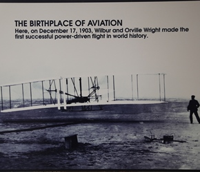 Picture of the first flight