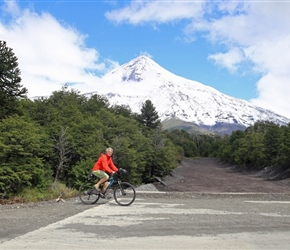 Neil by Lana Volcano, this one was really striking as we cycled towards it