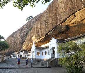 Dambulla Cave Temples. Major attractions are spread over five caves, which contain statues and paintings. These paintings and statues are related to Gautama Buddha and his life. There are a total of 153 Buddha statues, and lots of paintings