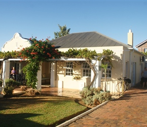Villiersdorp bed and breakfast