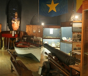 "Bredasdorp Shipwreck Museum. There have been approximately 130 shipwrecks off the Southern Cape coast since 1673. This dangerous section of coast is known as the ""Graveyard of the ships""."