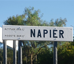Welcome to Napier