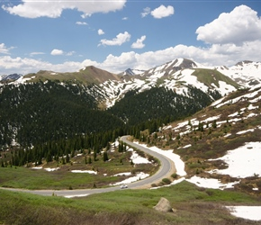 Descending Independence Pass