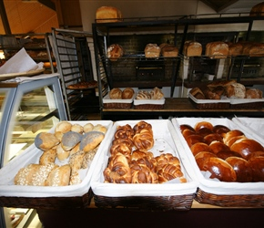 Lom Bakery selection