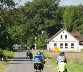 Nigel and the Toy family descend to Thielitz